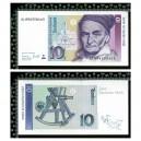 10 Deutsche Mark 1993