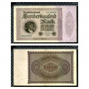 100 000 Mark 1923