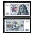 10 Deutsche Mark 1980