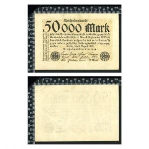 Allemagne / 50 000 Mark 1923