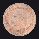 1 centime 1853K / Bordeaux