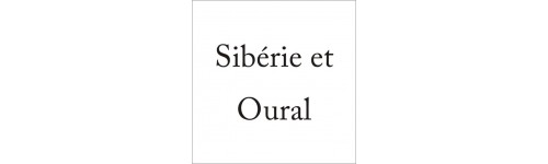 Sibérie et Oural